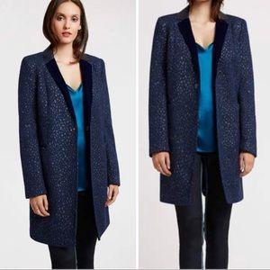 Elie Tahari Pam Coat Size Large